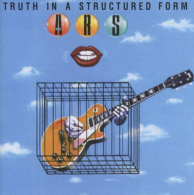 Truth in a Structured Form (Atlanta Rhythm Section) (CD / Album)