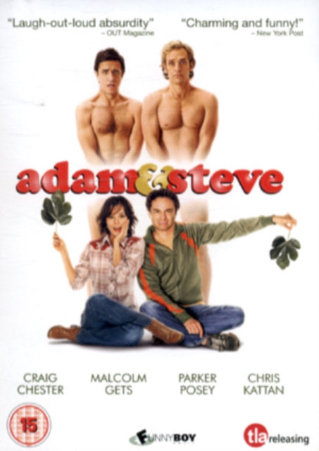 Adam and Steve (Craig Chester) (DVD)