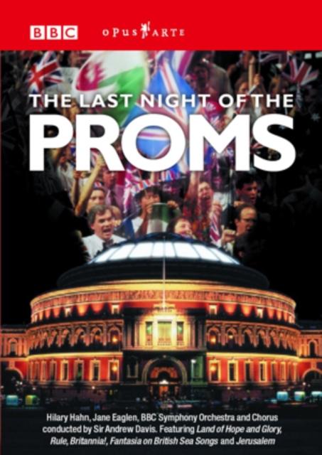 Last Night of the Proms (DVD)
