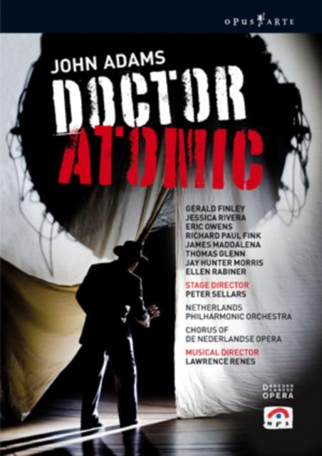 Doctor Atomic: Het Musiektheater, Amsterdam (Peter Sellars) (DVD)