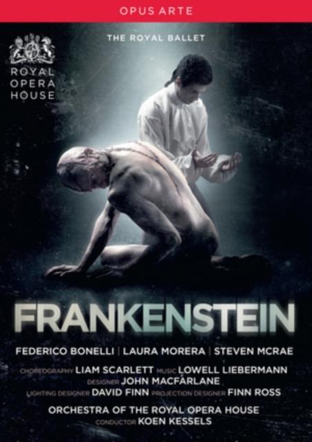 Frankenstein: The Royal Ballet (Kessels) (DVD / NTSC Version)