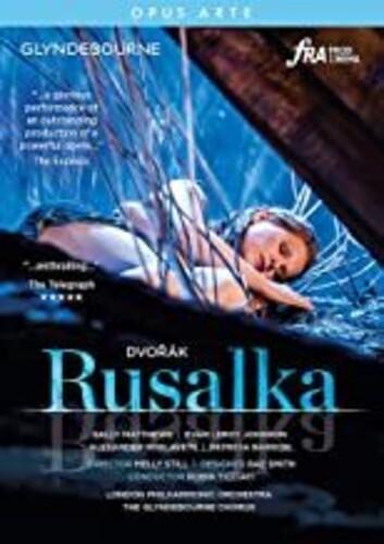 Rusalka: Glyndebourne (Ticciati) (DVD)