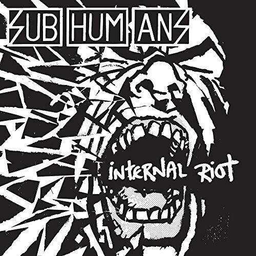 Internal Riot (Subhumans) (CD / Album)