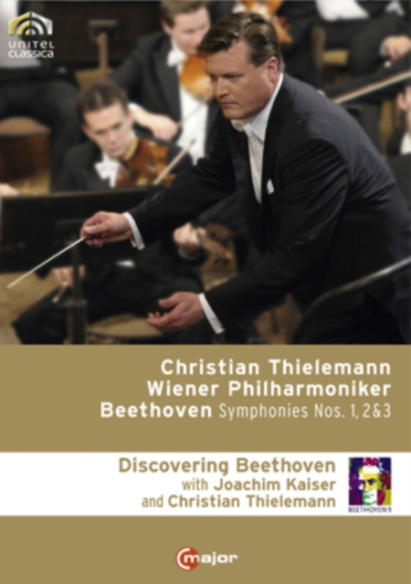 Beethoven: Symphonies 1, 2 and 3 (Thielemann) (DVD / NTSC Version)