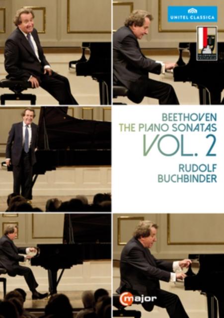 Beethoven Piano Sonatas: Volume 2 (DVD / NTSC Version)