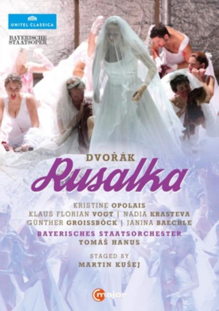 Rusalka: Bayerisches Staatsoper (Hanus) (Martin Kusej) (DVD / NTSC Version)