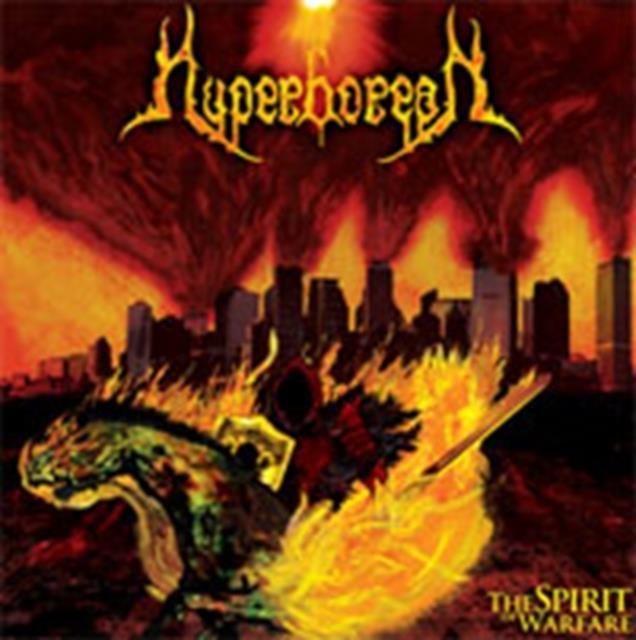 THE SPIRIT OF WARFARE (HYPERBOREAN) (CD / Album)
