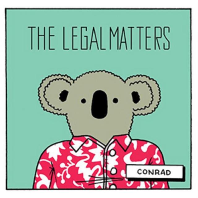 Conrad (The Legal Matters) (CD / Album)