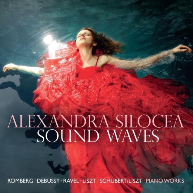 Alexandra Silocea: Sound Waves (CD / Album)