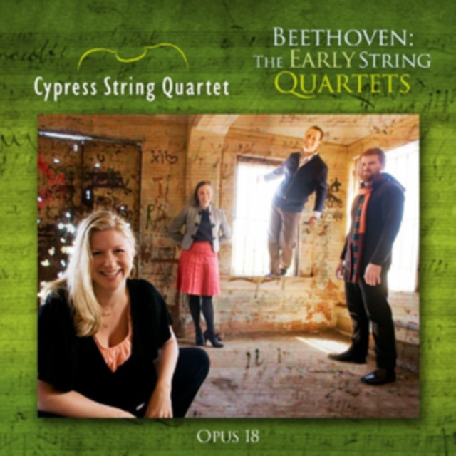 Beethoven: The Early String Quartets (CD / Album)