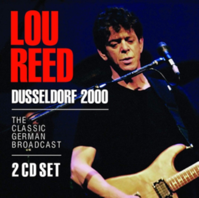 Dusseldorf 2000 (Lou Reed) (CD / Album)
