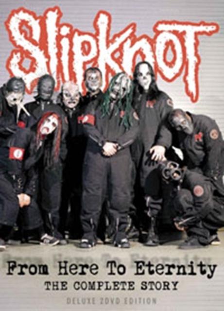 Slipknot: From Here to Eternity (DVD)