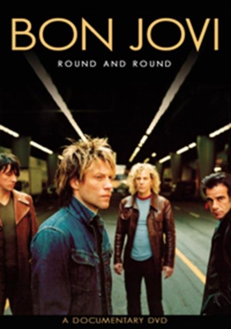 Bon Jovi: Round and Round (DVD)