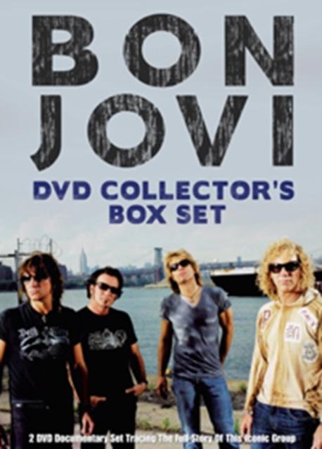 Bon Jovi: Collector's Box Set (DVD / NTSC Version)
