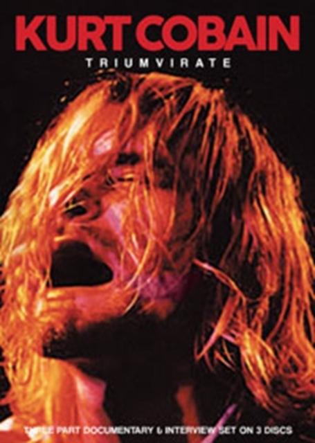 Kurt Cobain: Triumvirate (DVD / NTSC Version)