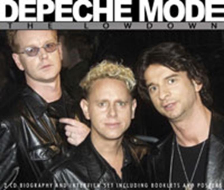 DEPECHE MODE - THE LOWDOWN (DEPECHE MODE) (CD / Album)