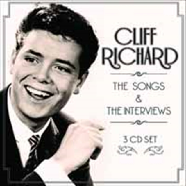 Songs & The Interviews 3Cd (Cliff Richard) (CD / Album)