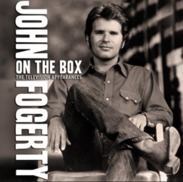 On the Box (John Fogerty) (CD / Album)