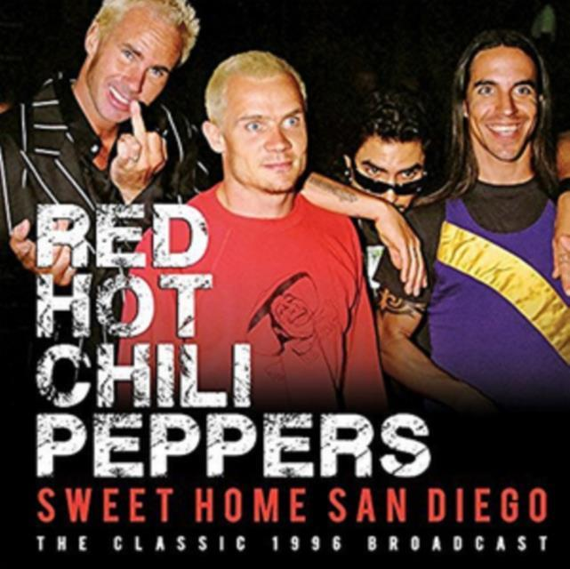 Sweet Home San Diego (Red Hot Chili Peppers) (CD / Album)