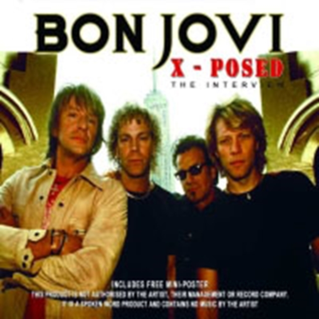 Bon Jovi X-posed (Jon Bon Jovi) (CD / Album)