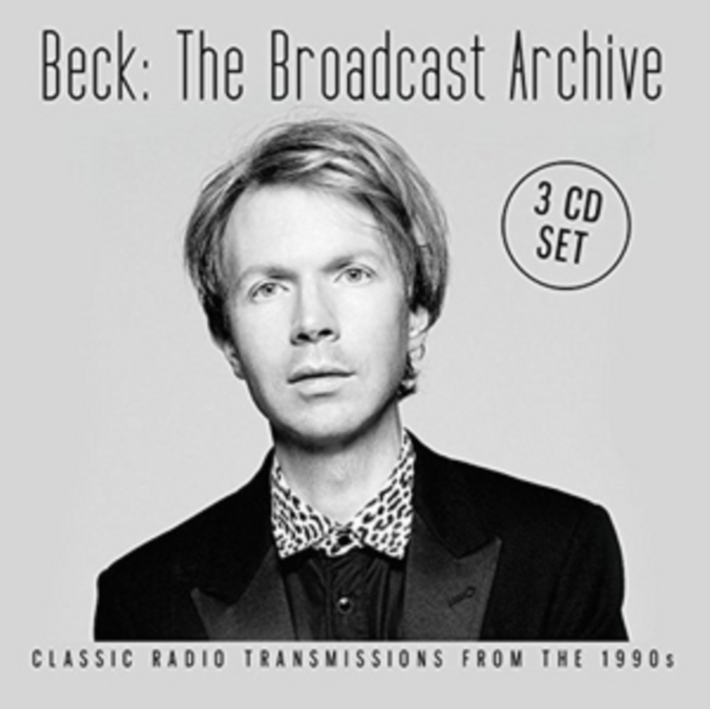 Broadcast Archive (Beck) (CD / Box Set)