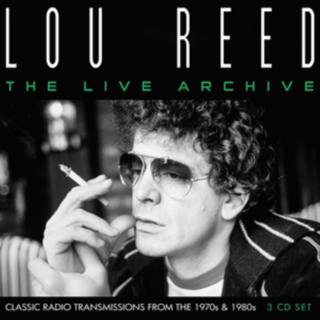 The Live Archive (Lou Reed) (CD / Box Set)