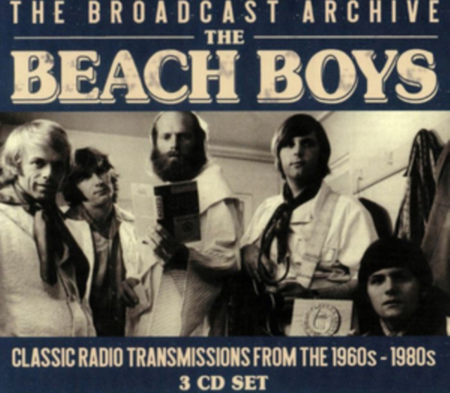 The Broadcast Archive (The Beach Boys) (CD / Box Set)