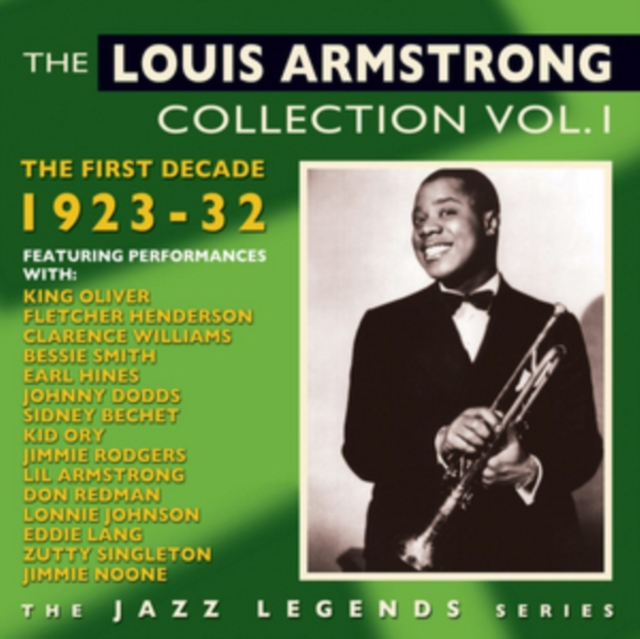 The Louis Armstrong Collection (Louis Armstrong) (CD / Album)