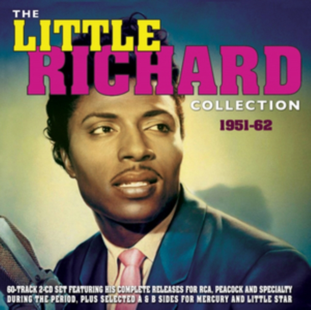 The Little Richard Collection (Little Richard) (CD / Album)