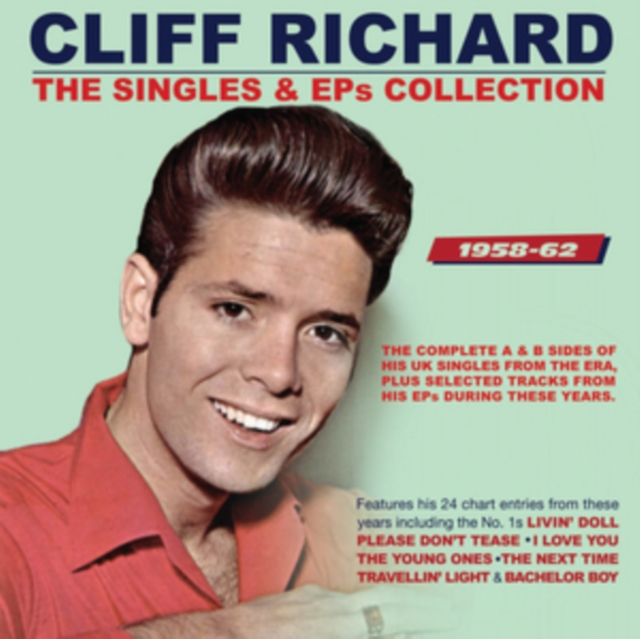 The Singles & EPs Collection (Cliff Richard) (CD / Album)