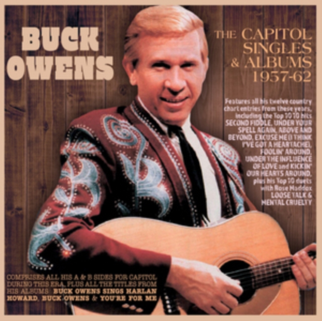 The Capitol Singles & Albums 1957-62 (Buck Owens) (CD / Album)