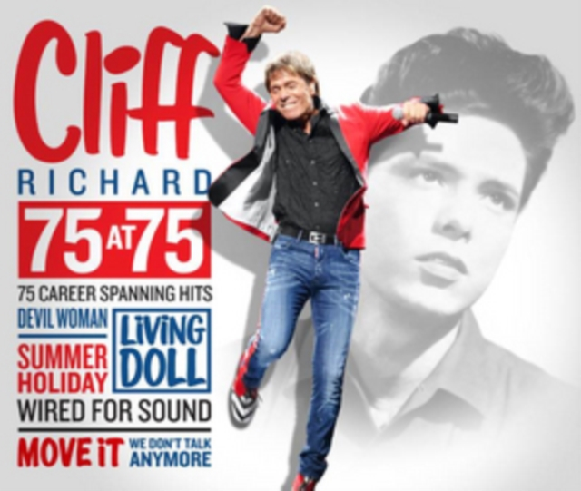 75 at 75 (Cliff Richard) (CD / Album)