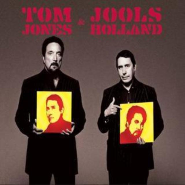 Tom Jones and Jools Holland (CD / Album)