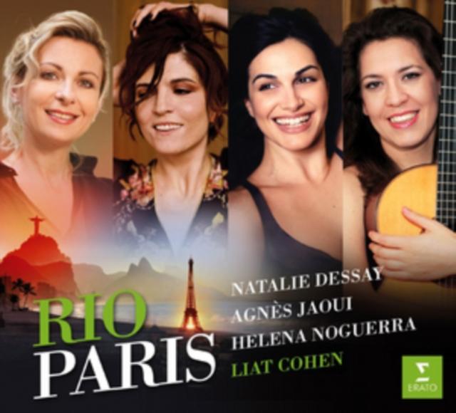 Rio Paris (CD / Album)