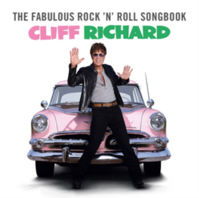 The Fabulous Rock N' Roll Songbook (Cliff Richard) (CD / Album)