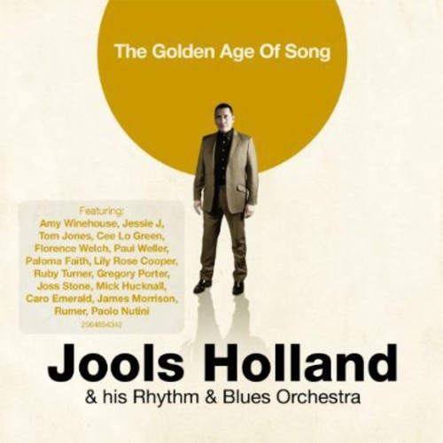 The Golden Age of Song (Jools Holland & His Rhythm & Blues Orchestra) (CD / Album)