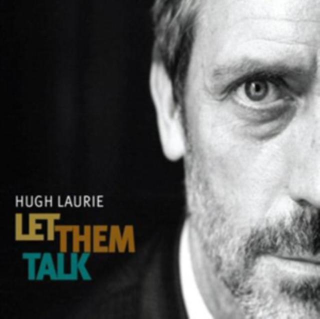 Let Them Talk (Hugh Laurie) (CD / Album Digipak)