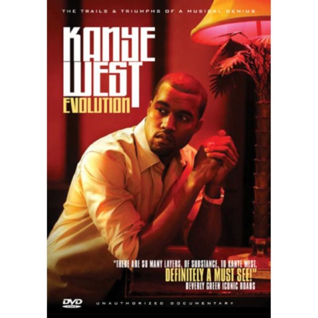 Kanye West: Evolution (DVD)