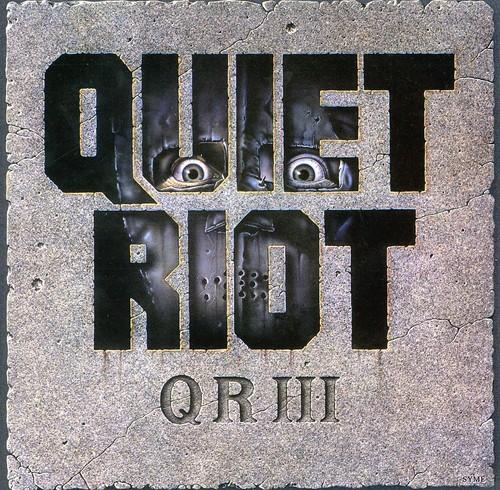 QR III (Quiet Riot) (CD)