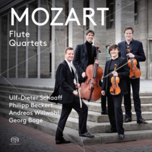 Mozart: Flute Quartets (SACD)