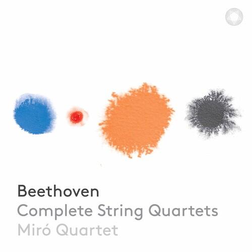 Beethoven: Complete String Quartets (CD / Box Set)