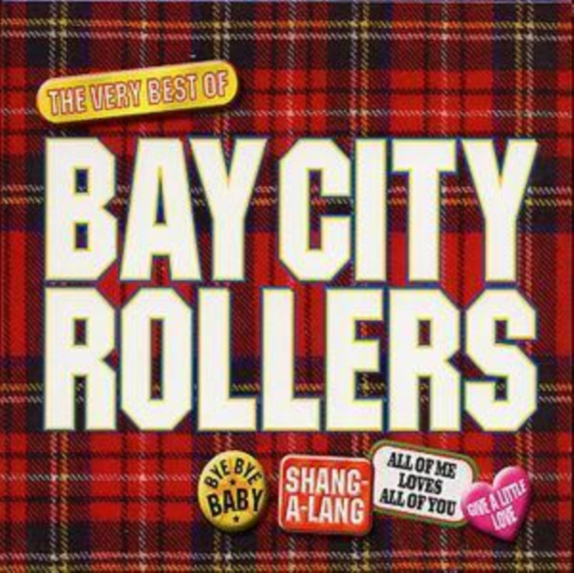The Very Best of Bay City Rollers (Bay City Rollers) (CD / Album)