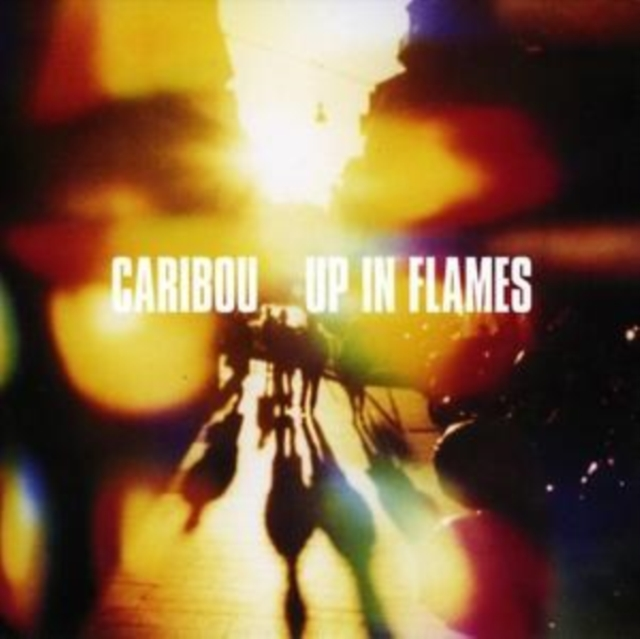Up in Flames (Caribou) (CD / Album)