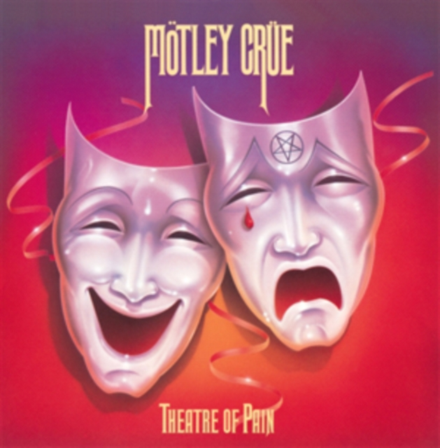 Theatre of Pain (Motley Crue) (CD / Album)
