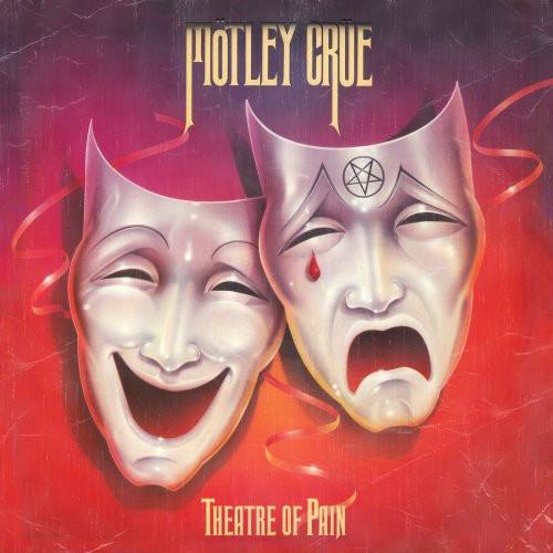 Theatre of Pain (Mtley Cre) (CD / Album)