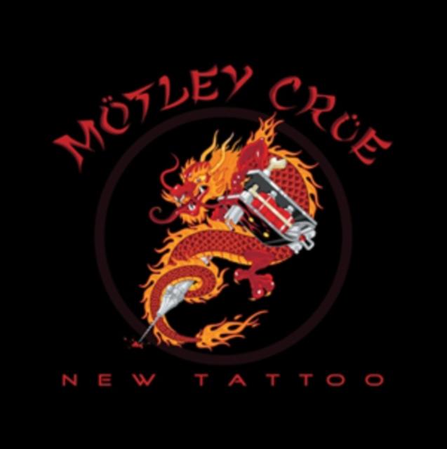New Tattoo (Mtley Cre) (CD / Album)