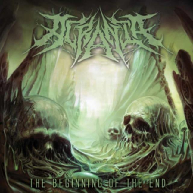 The Beginning of the End (Acrania) (CD / Album)