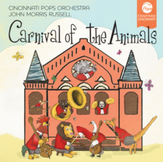 Carnival of the Animals (CD / Album)