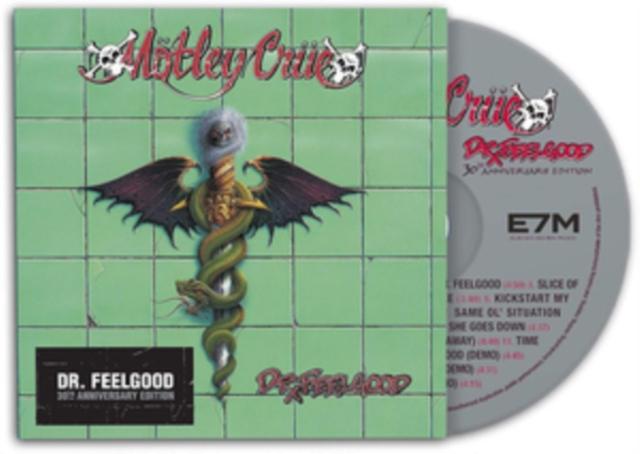 Dr. Feelgood (Mtley Cre) (CD / Album)