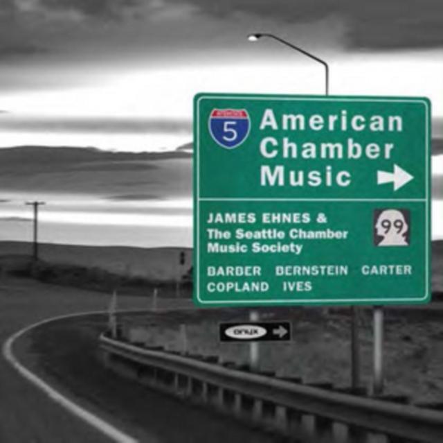 American Chamber Music (CD / Album)